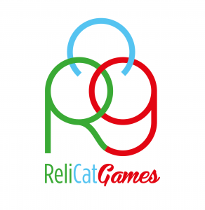 Logotipo Relicat Games